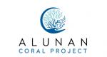 alunan coral project logo white bg sq